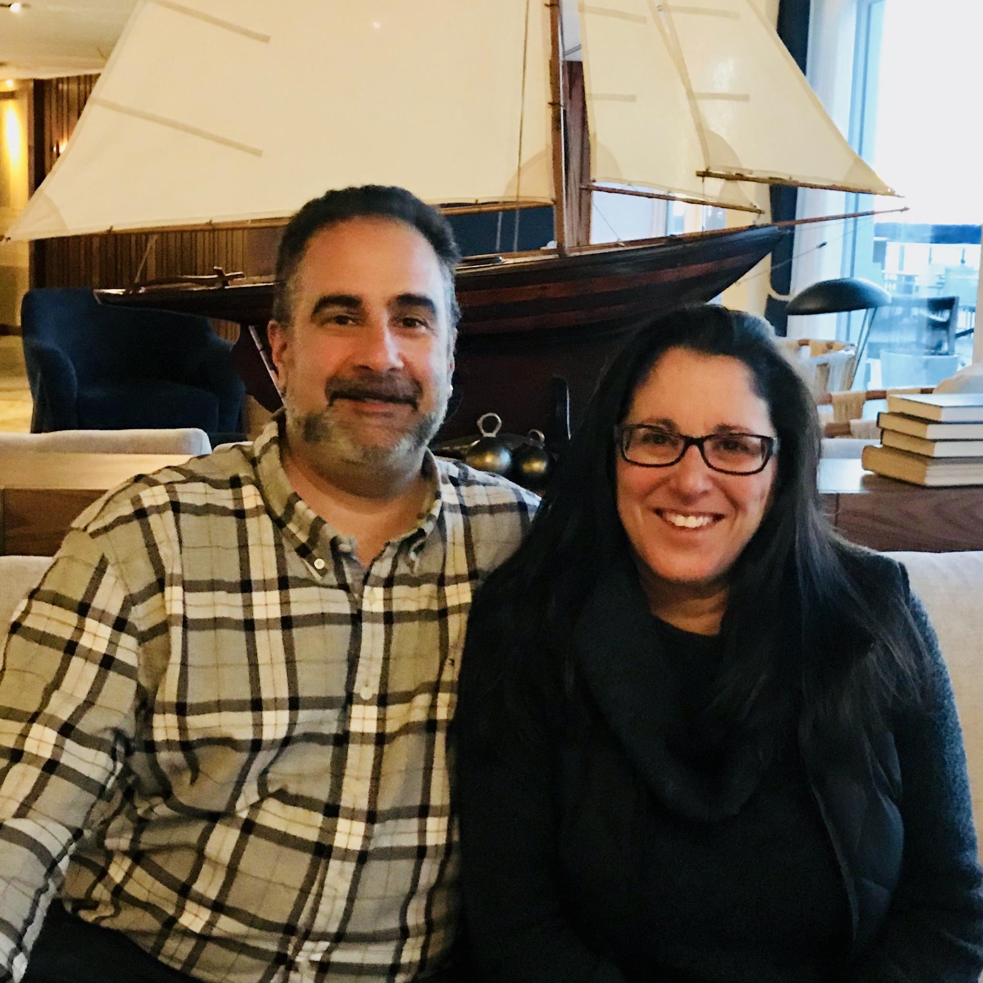 John & Sue Parisi